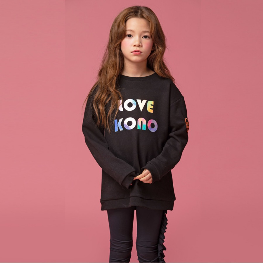 Love kono hologram track set (Black)