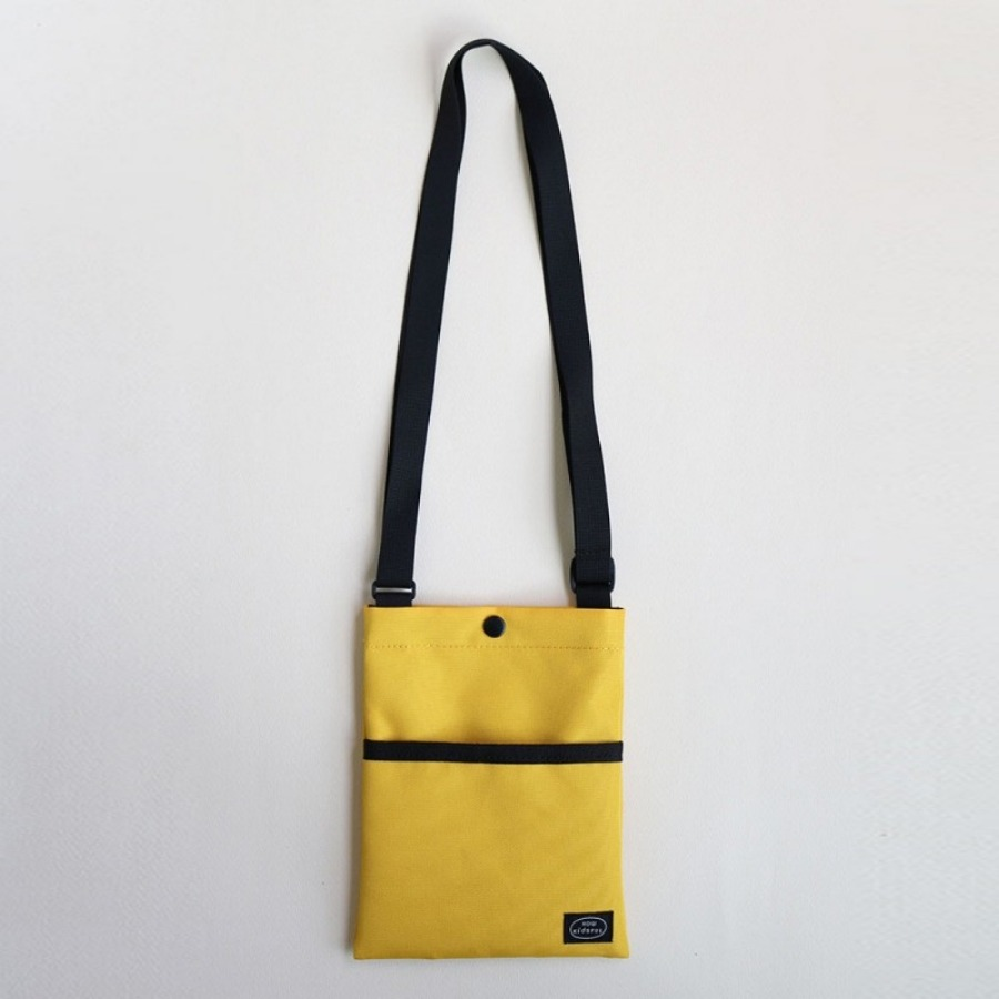 mini bag -  (yellow)
