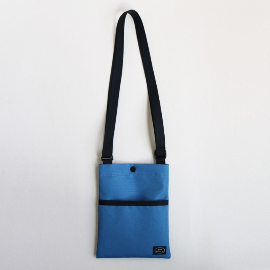 mini bag -  (blue)