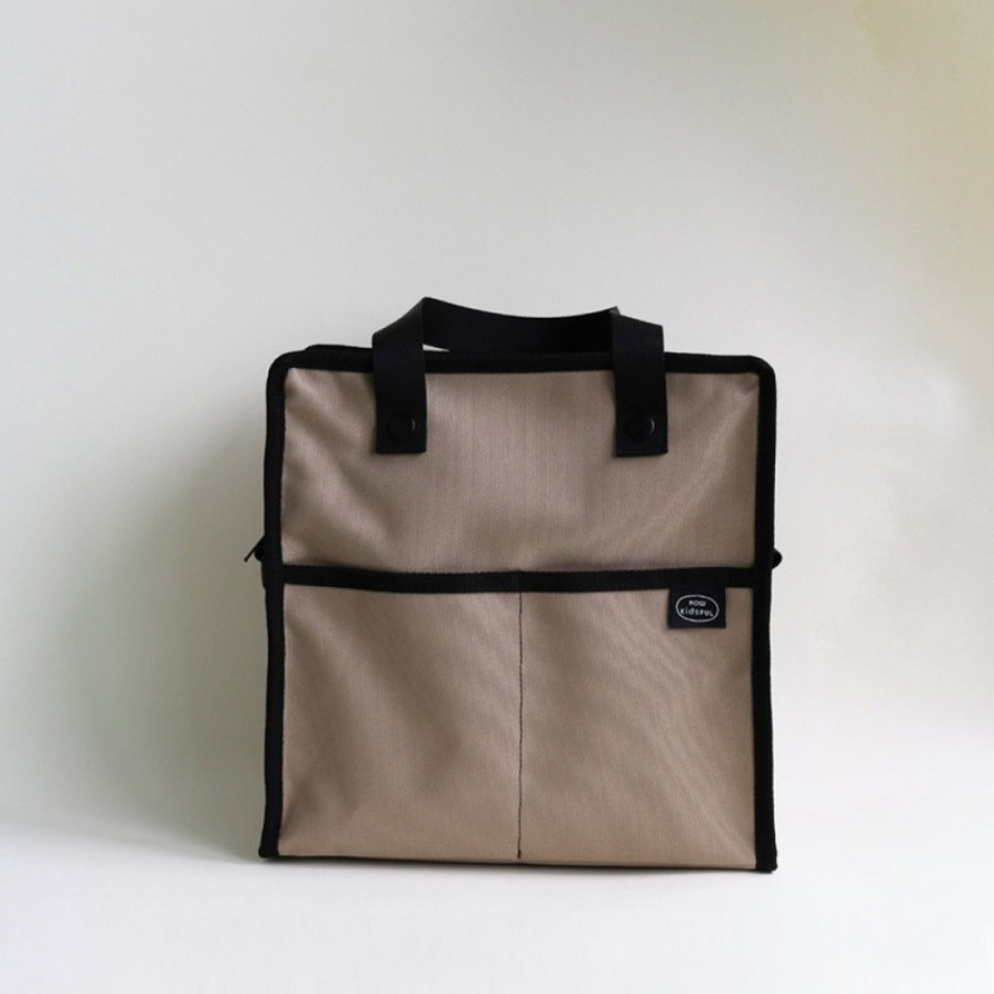 Lunch bag - m (Beige)