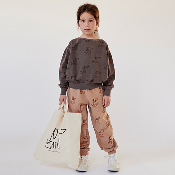 CUCA SWEAT SHIRT BROWN