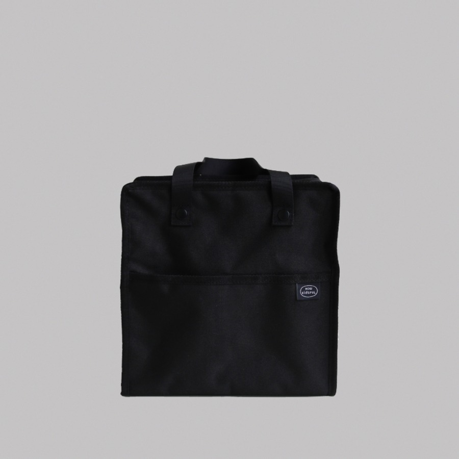Lunch bag - M (Black)