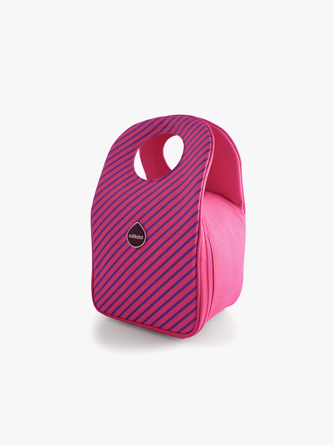 lunch bag (Pink)