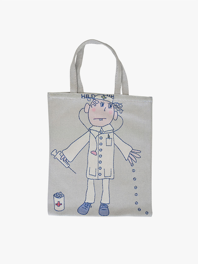 tote bag Doctor (S)
