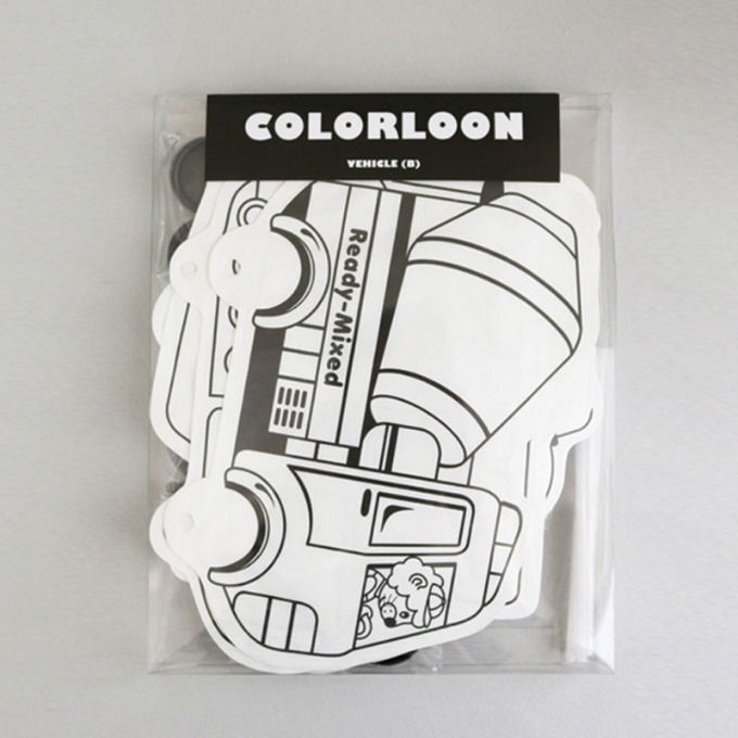 Colorloon Vehicle (B)