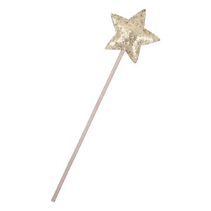 [party] Glitter Star Wand-Pink