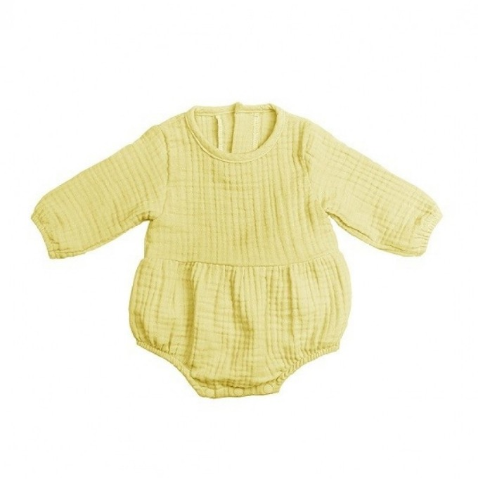 Bio body suit  (Yellow)