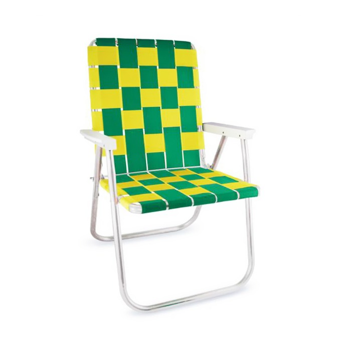Green & Yellow Classic Chair