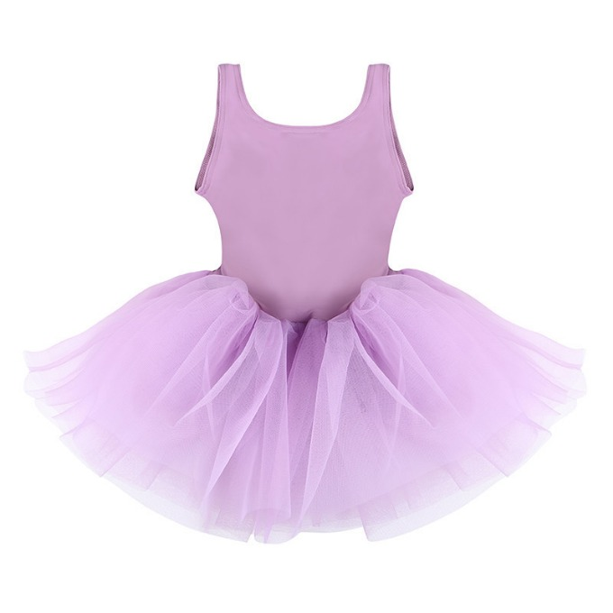Snap Tutu dress_Purple