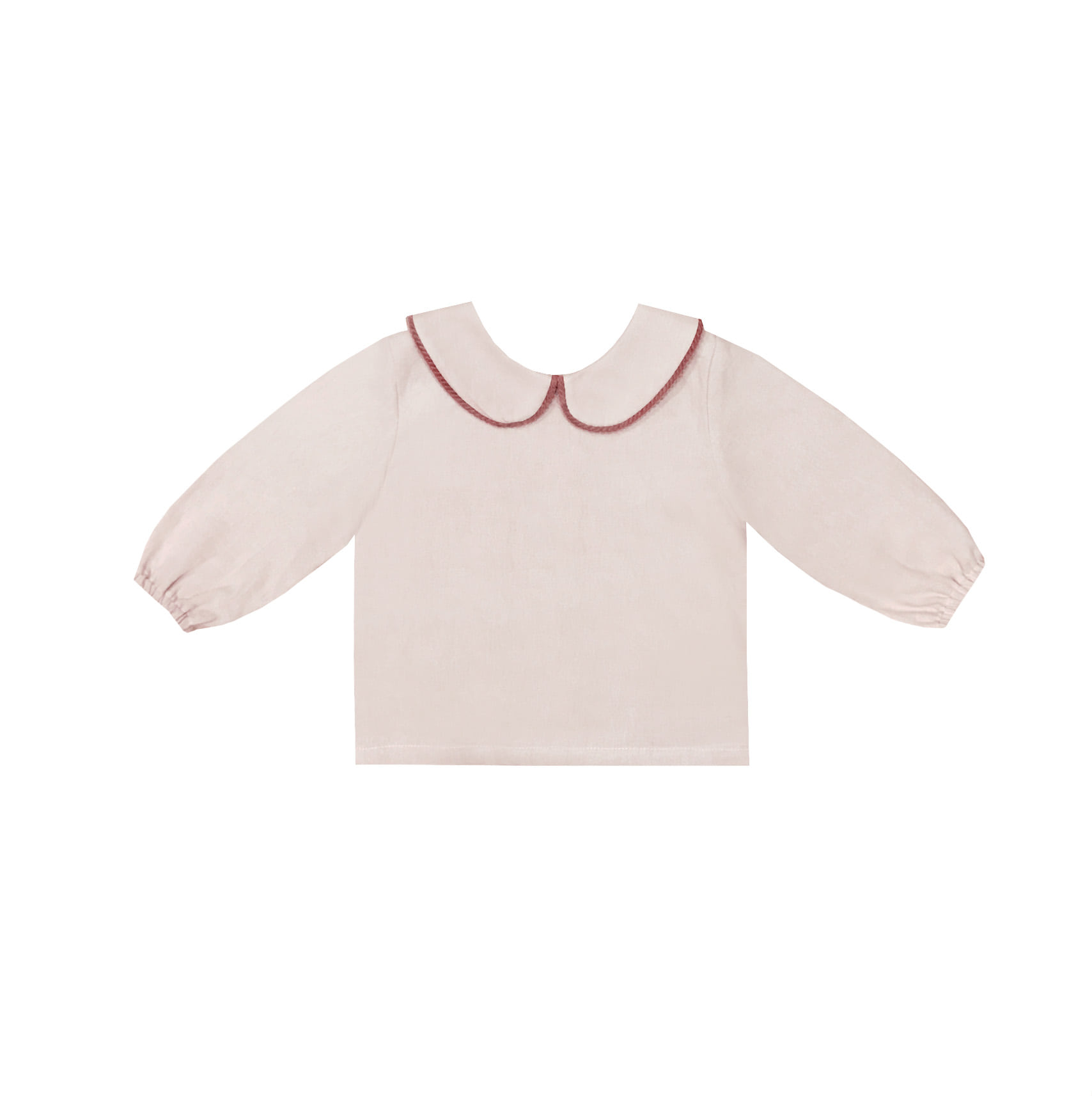 cloud blouse (pink)