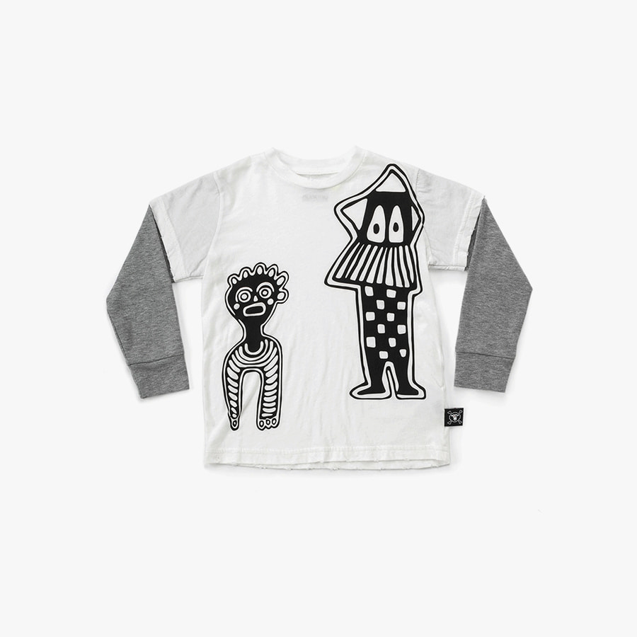 Tribal dancers t-shirt (Baby)