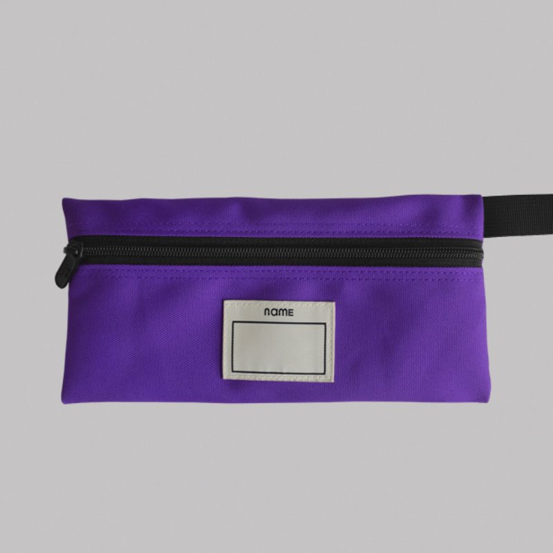 PENCIL CASE (PURPLE)