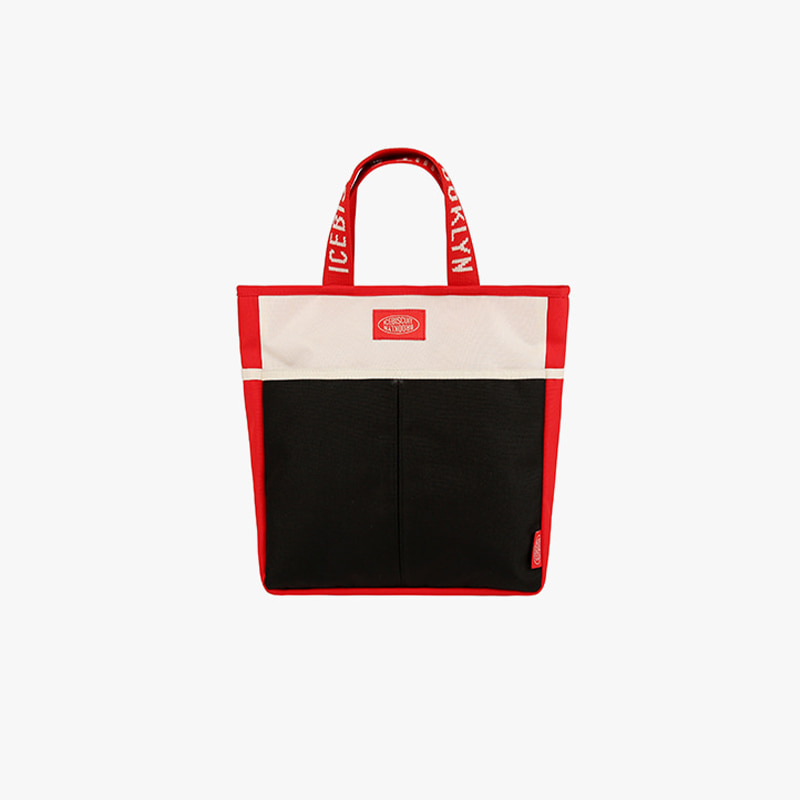Icebiscuit color block second bag