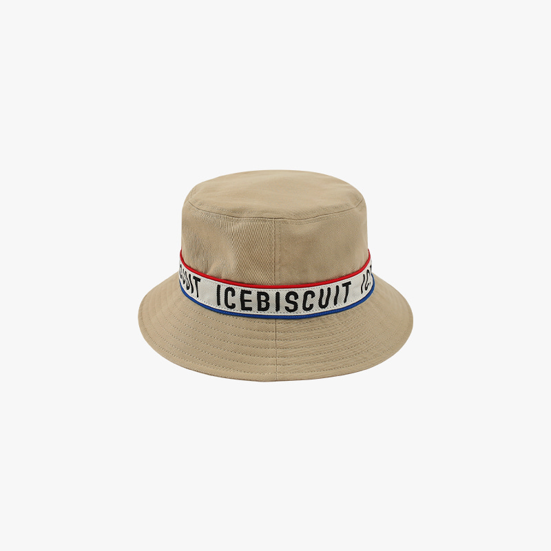 Icebiscuit letter point bucket hat