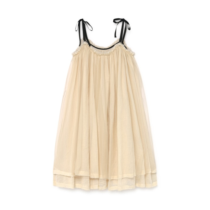 Muslin Fairy Sundress (cream)