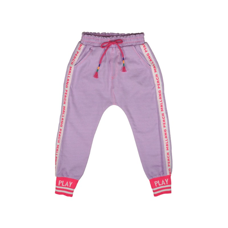 COLOUR PLAY PANTS (PINK)