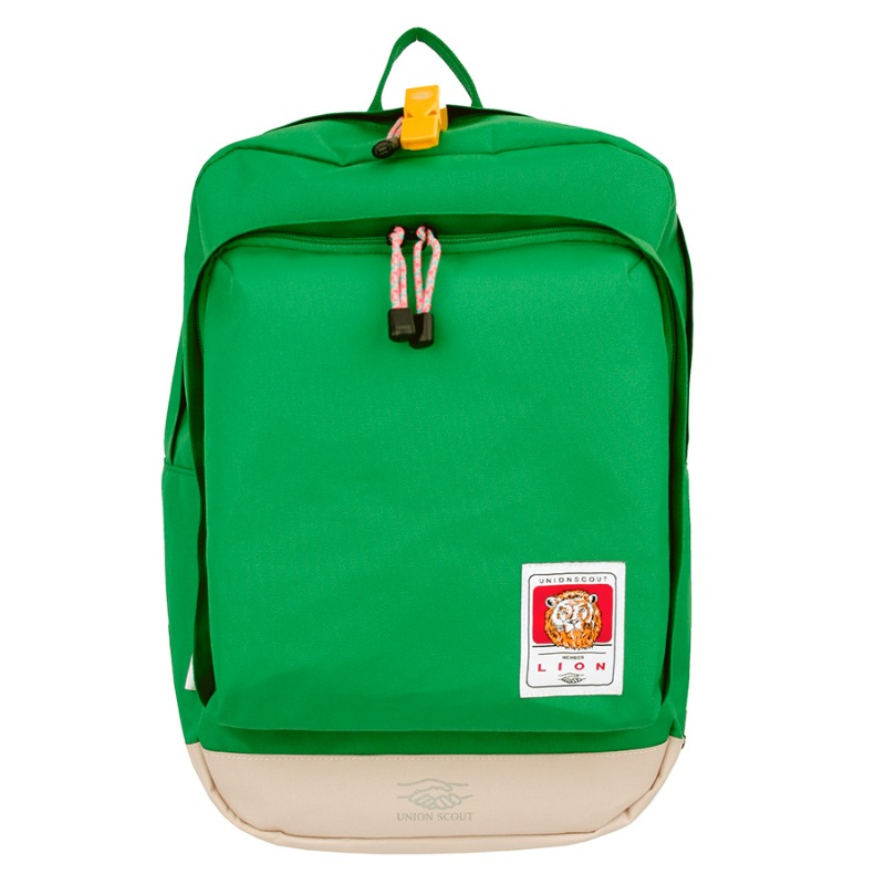 BackPack 2Tone Green