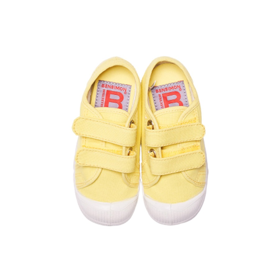 KID SCRATCH LIMITED YELLOW