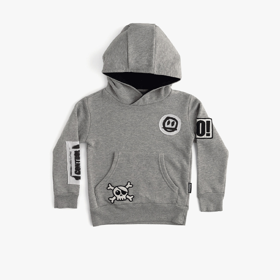 Patch hoodie (kids)
