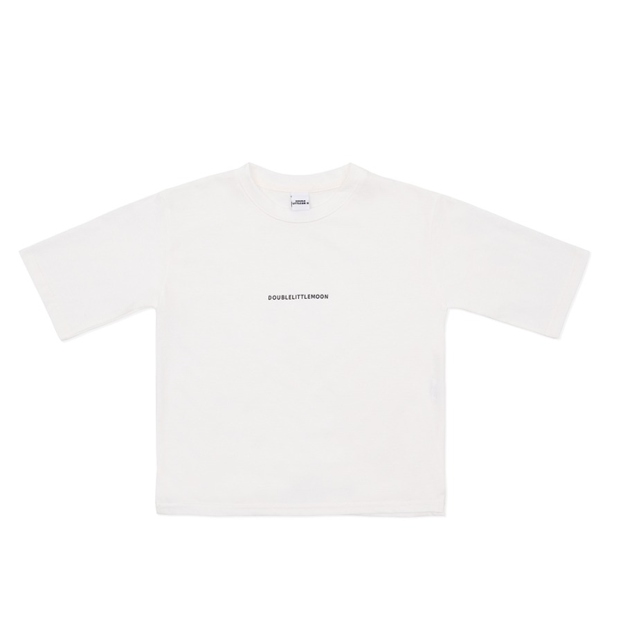 Simple Logo Magic T-shirt (white)