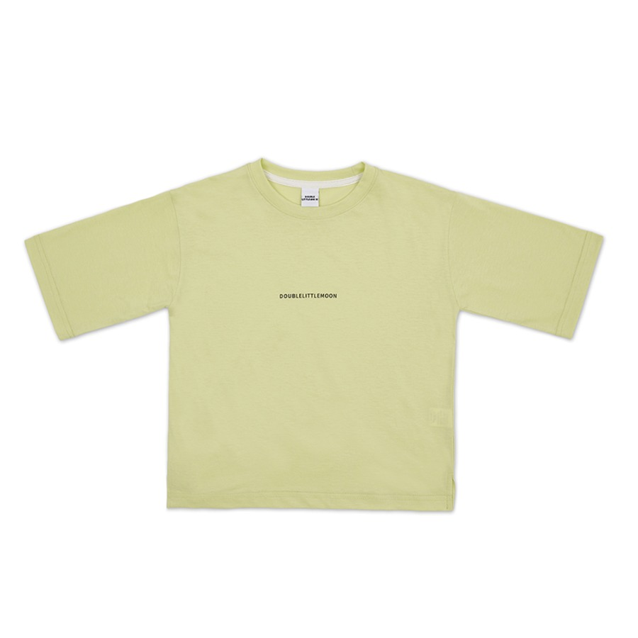 Simple Logo Magic T-shirt (neon lime)