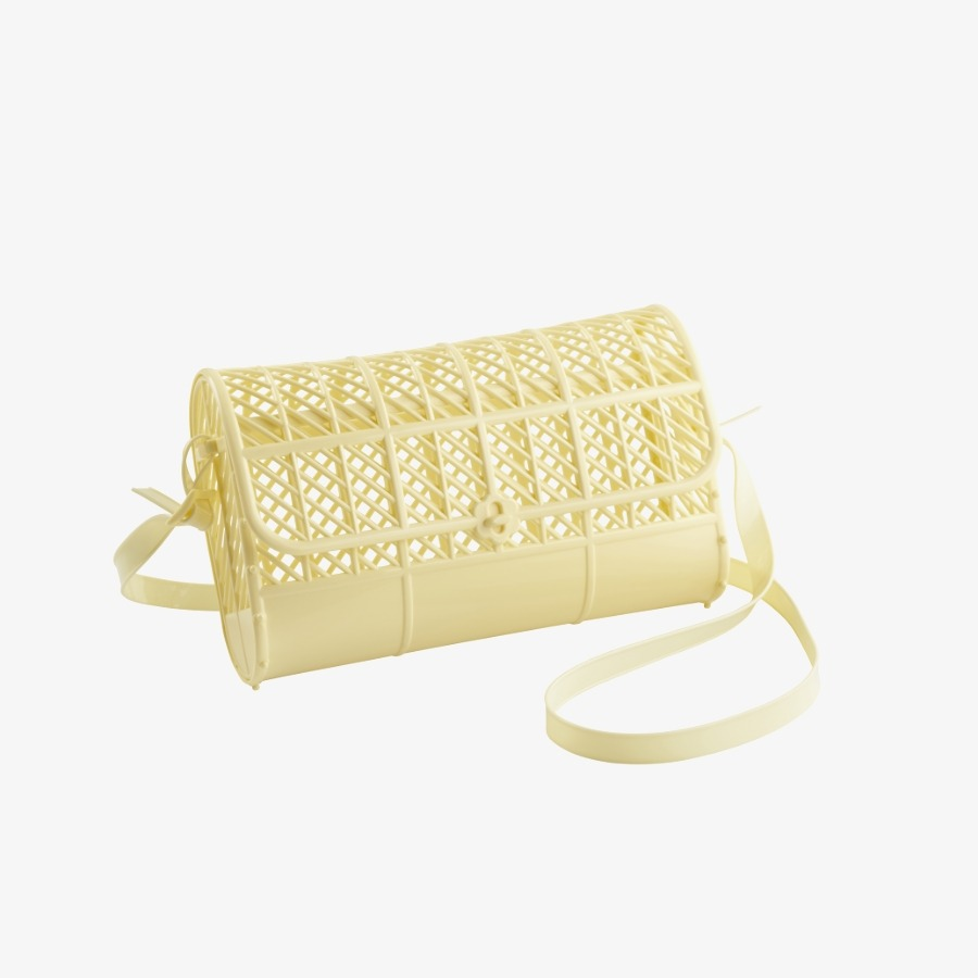 Jelly Purse YELLOW
