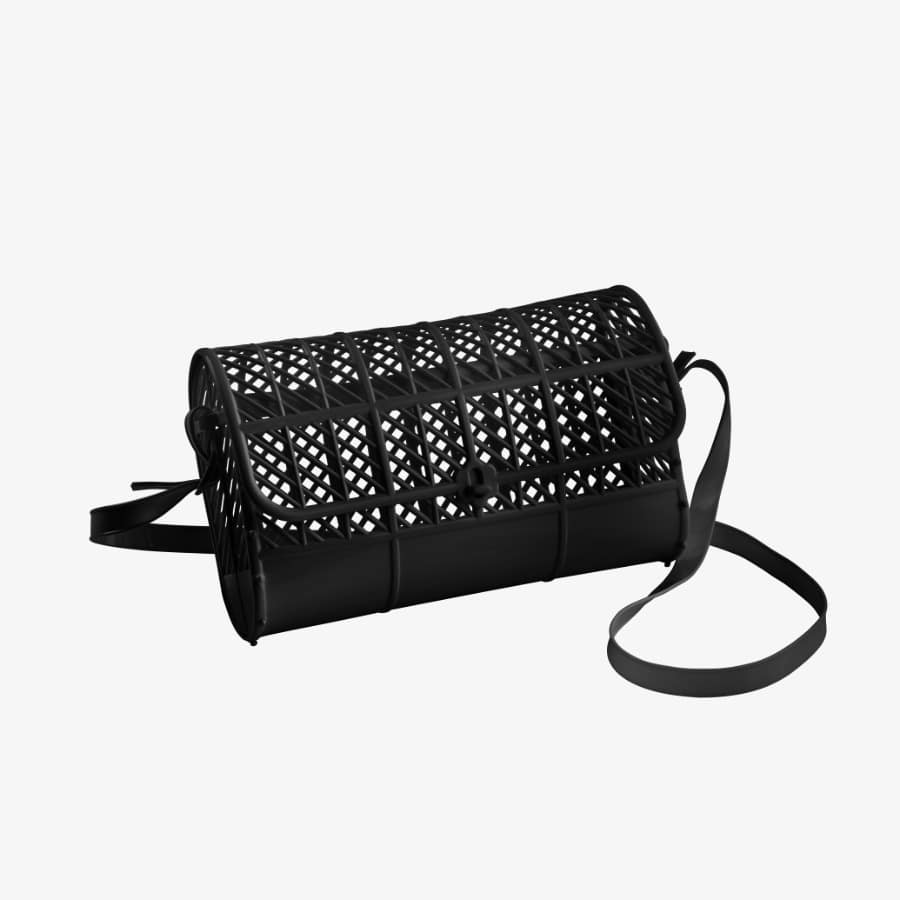 Jelly Purse BLACK