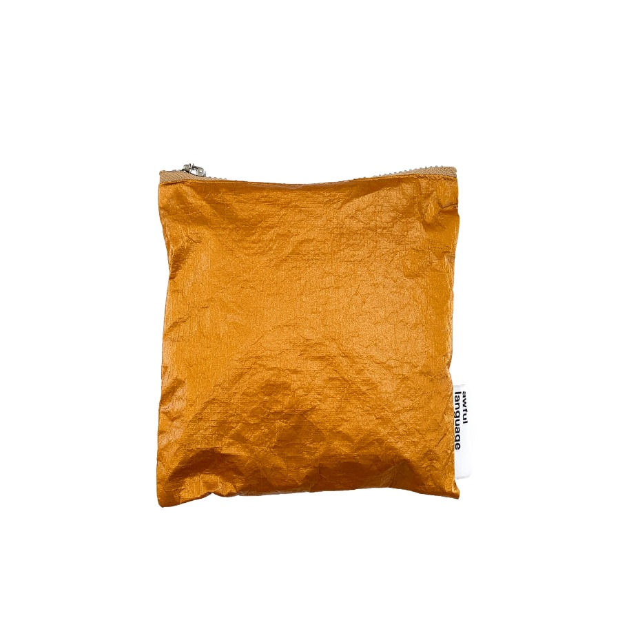 Awful Pouch (Mustard)