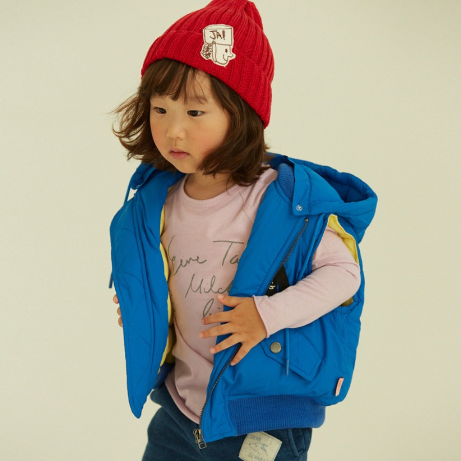 Wellon Vest(blue)