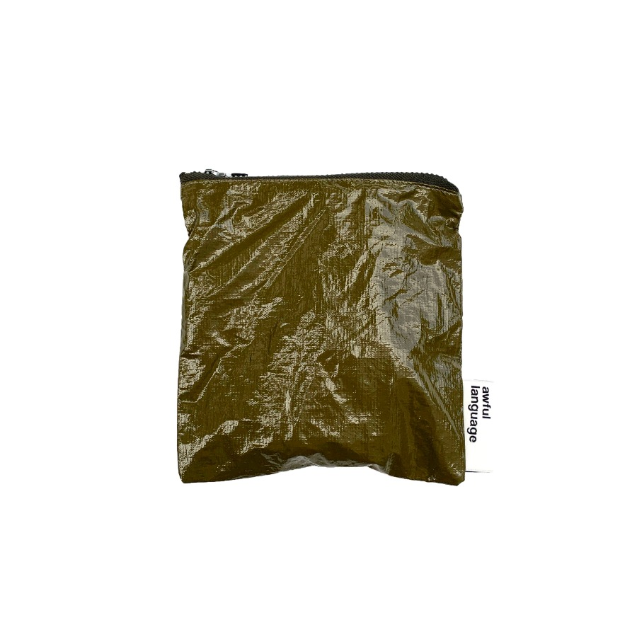 Awful Pouch (Olive Green)