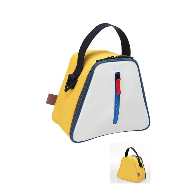 Lunch Bag (Lemon Yellow)