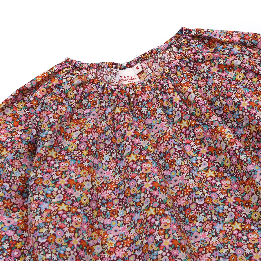 EASY BLOUSE_LIBERTY PRINT