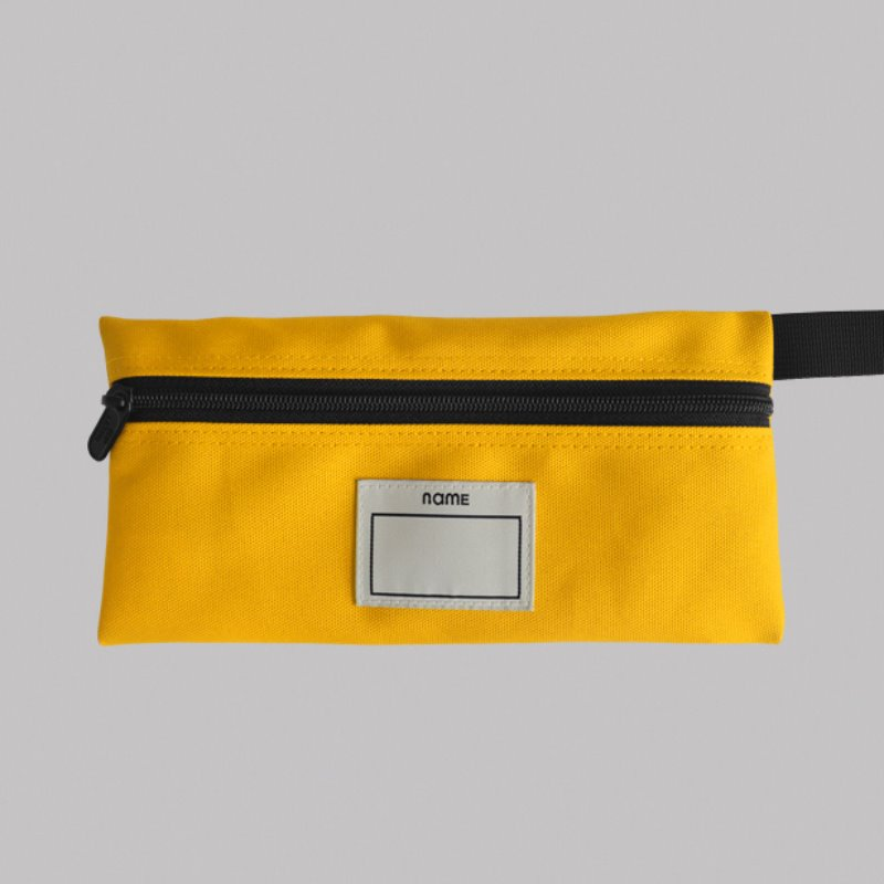 캐리마켓 -  PENCIL CASE (YELLOW)