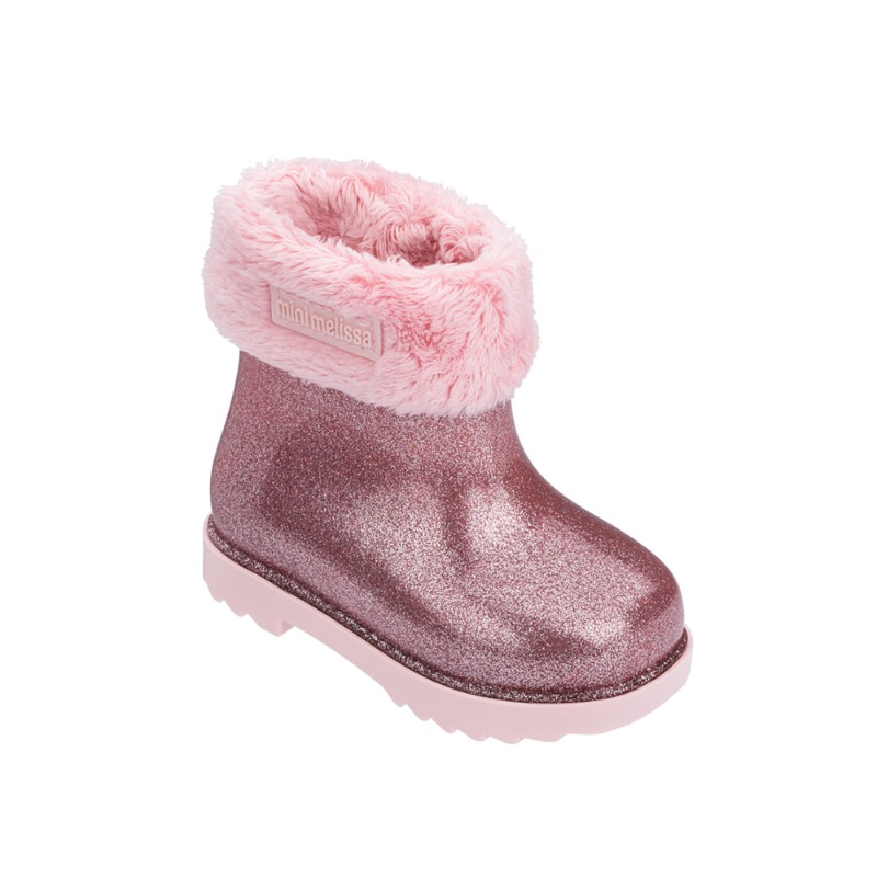 캐리마켓 -  Mini Melissa Winter Boot Bb (Pink)