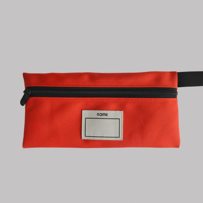 캐리마켓 -  PENCIL CASE (RED)