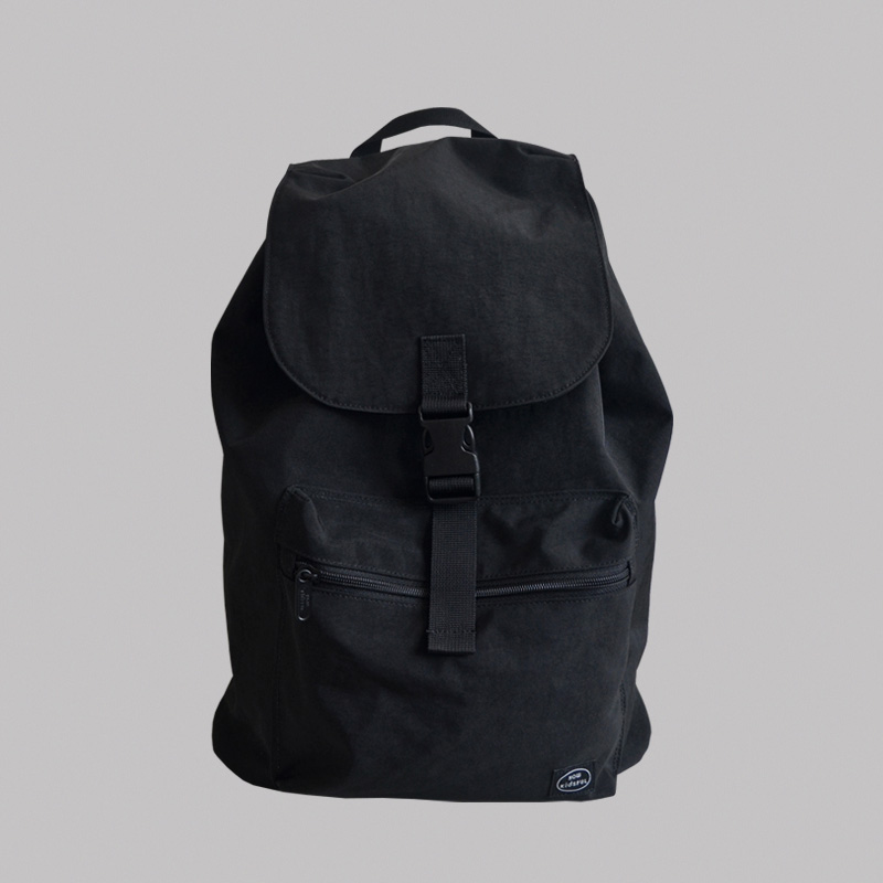 캐리마켓 -  BACKPACK (BLACK)