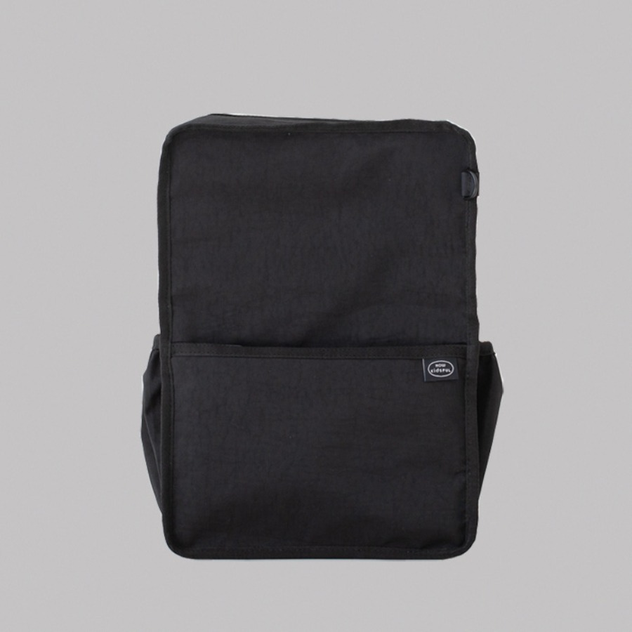 캐리마켓 -  SCHOOL BAG (BLACK)