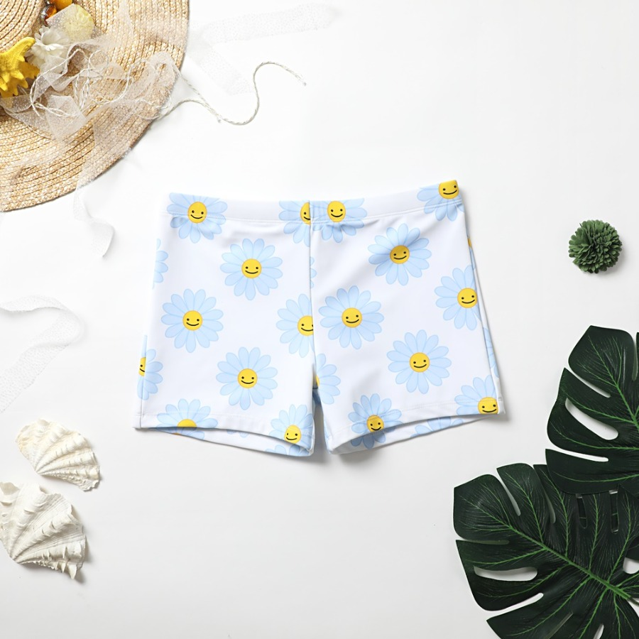 DAISY SWIM SHORTS