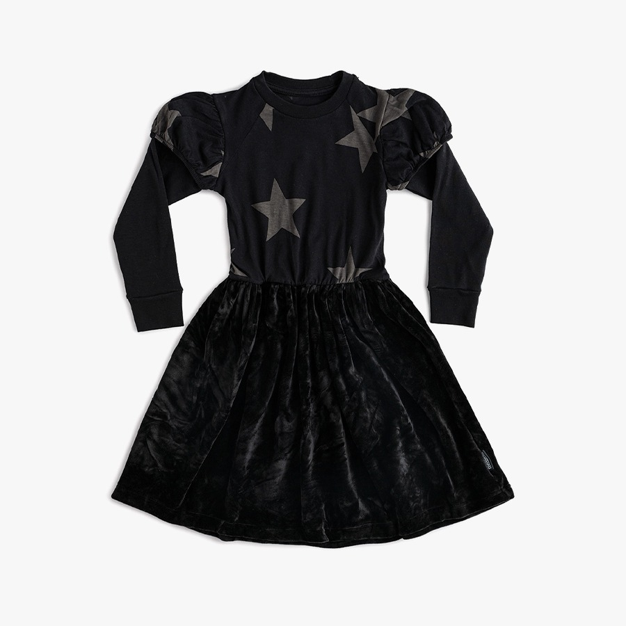 Velvet fairytale dress (baby)