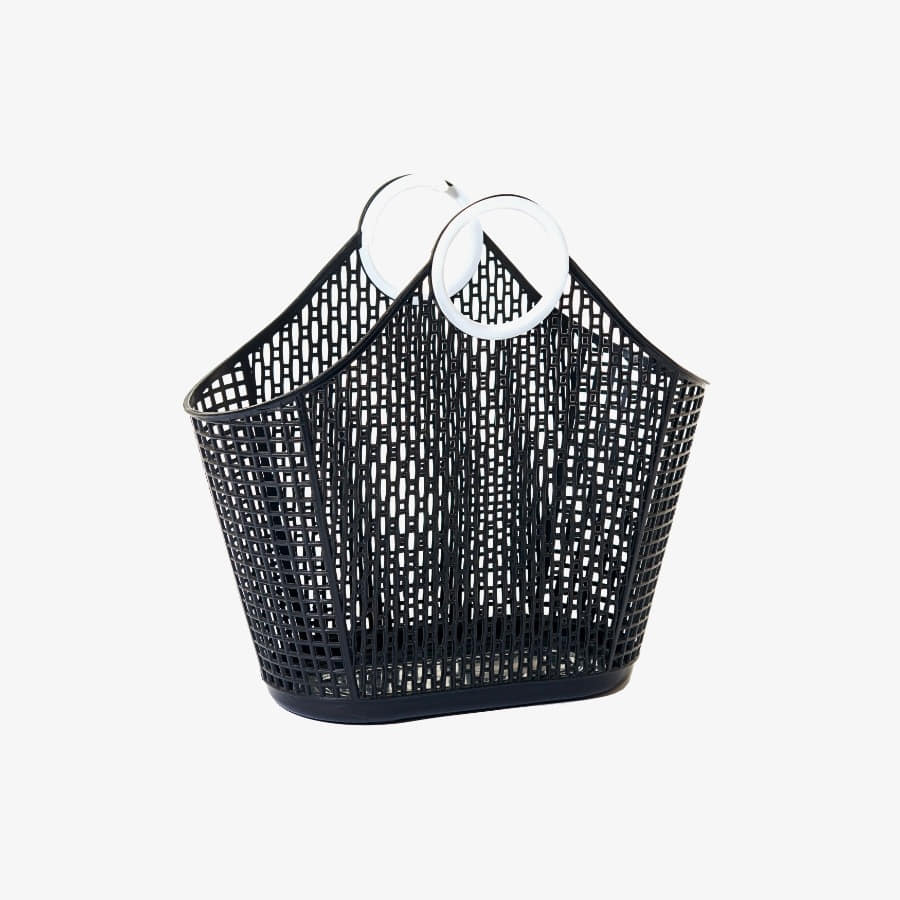 캐리마켓 -  Fiesta Shopper Small BLACK