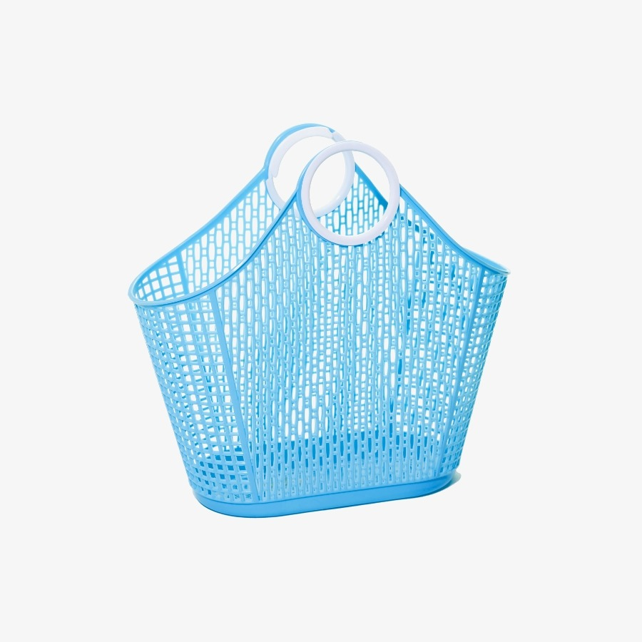 캐리마켓 -  Fiesta Shopper Small AQUA
