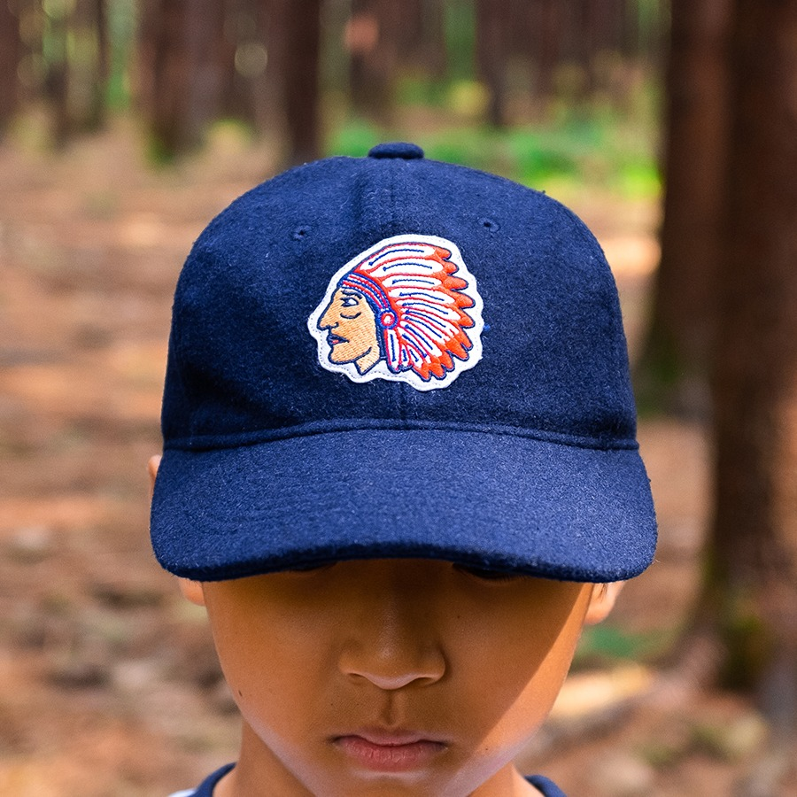 CAP WOOL NAVY - CHIEF