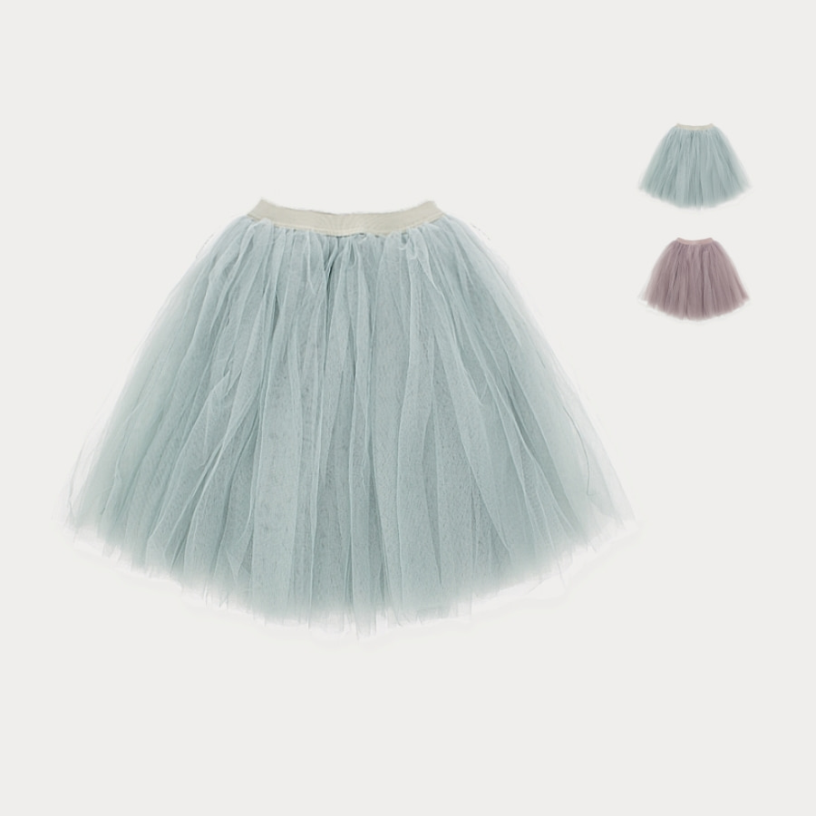 캐리마켓 -  Supreme long tutu skirt 6Y