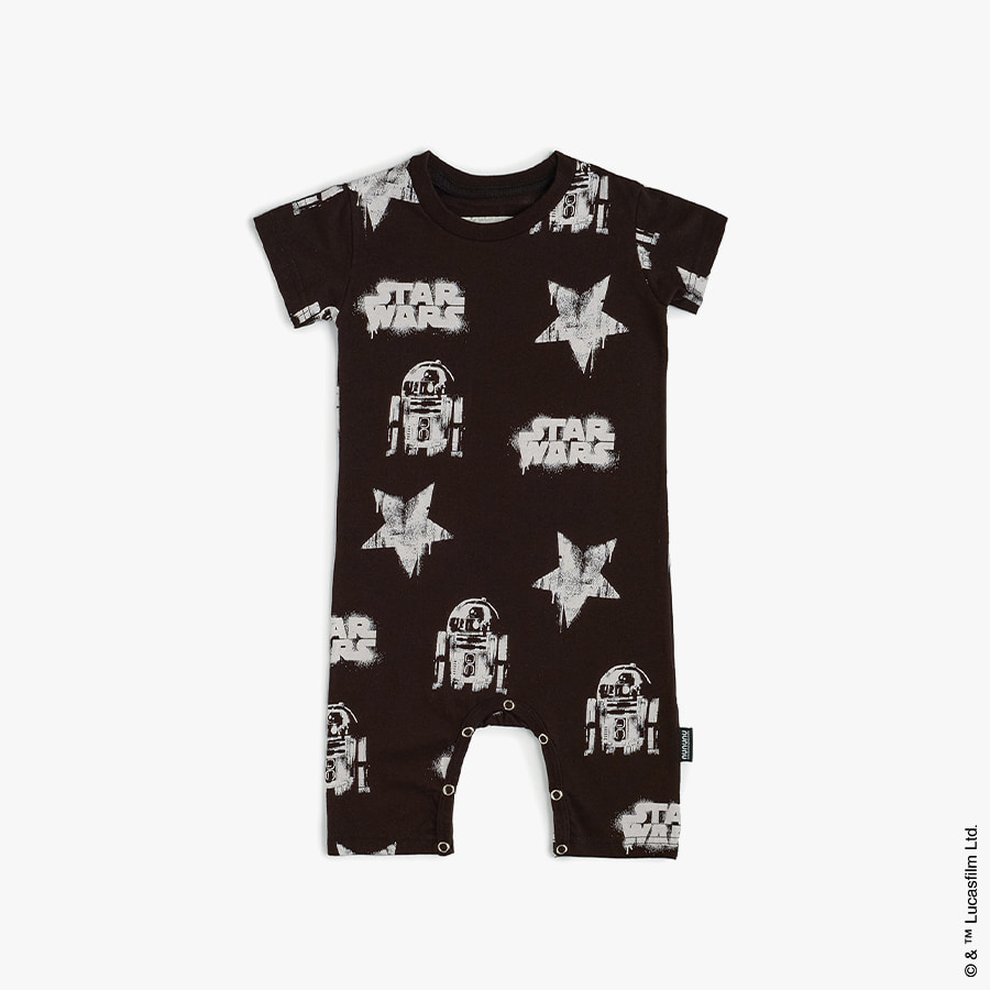 캐리마켓 -  Star wars playsuit (baby)
