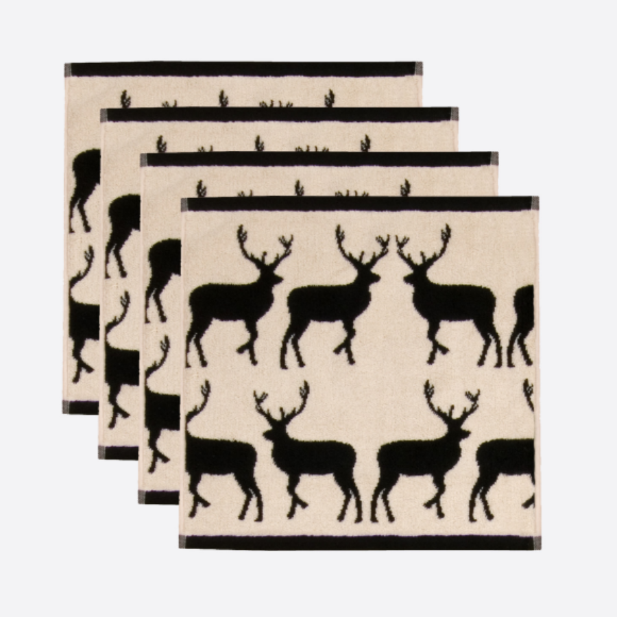캐리마켓 -  Anorak Kissing Stags Towel