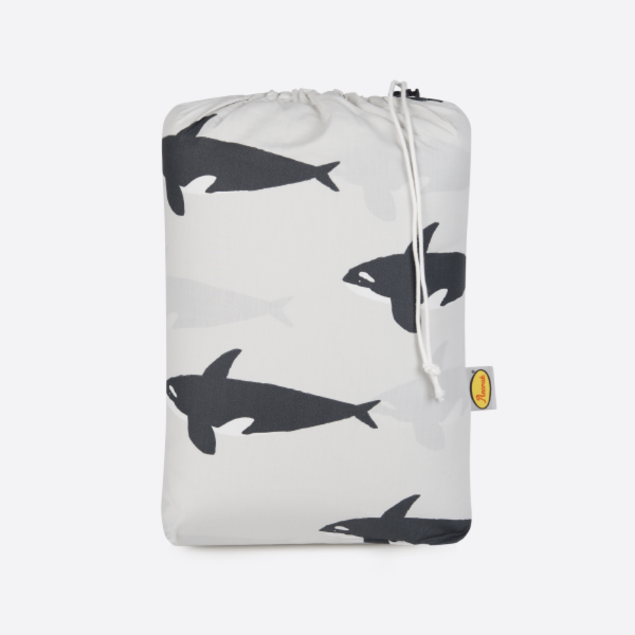 캐리마켓 -  Anorak Orca Sleeping Bag