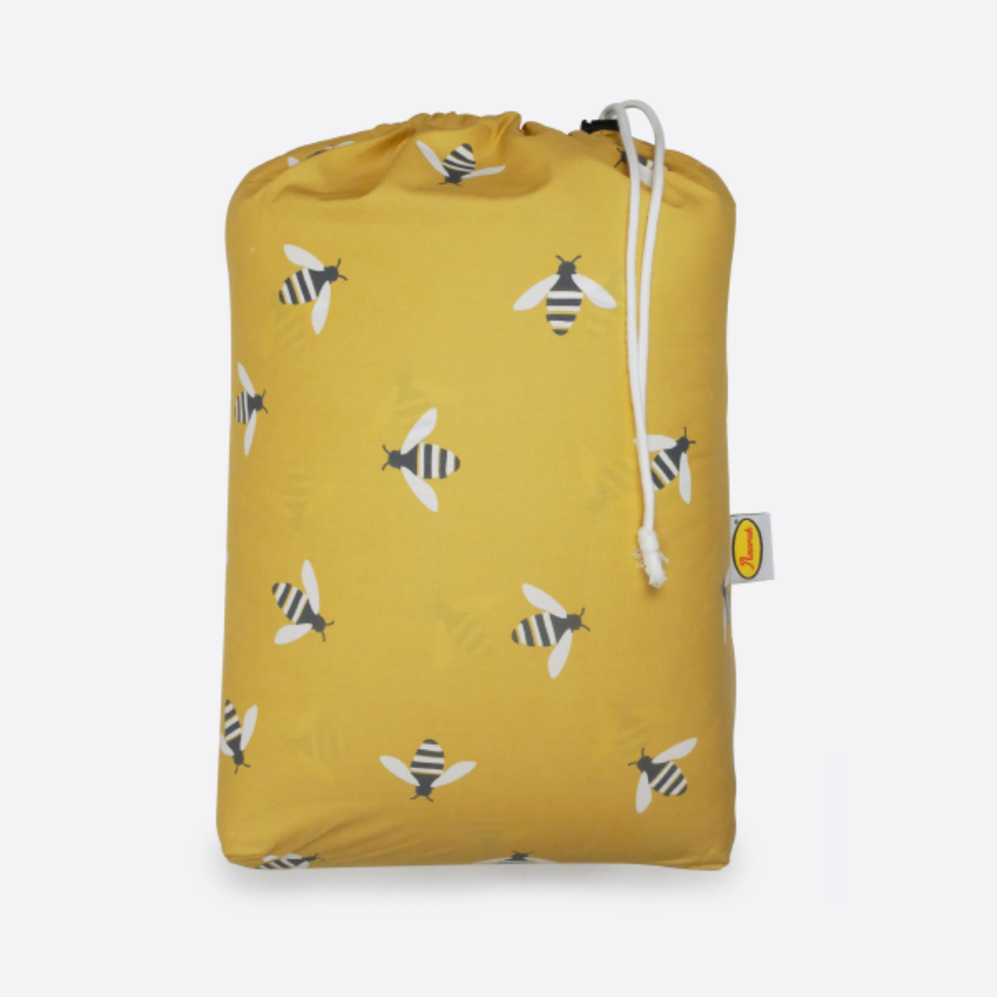 캐리마켓 -  Anorak Buzzy Bee Organic Cotton Sleeping Bag